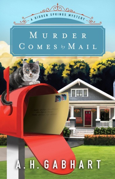 Murder Comes by Mail - Gabhart