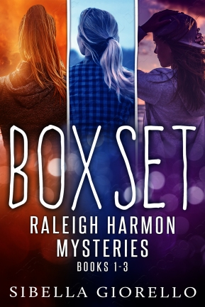 Raleigh Box Set covers